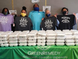 Green Remedy shows gratitude to local community