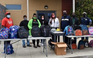 Local community supports after school program