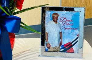 Thanksgiving Memorial Honors David Patrick Underwood Sun., Nov. 22, from 11 a.m. to 3 p.m. behind Macy's parking lot at The Shops at Hilltop